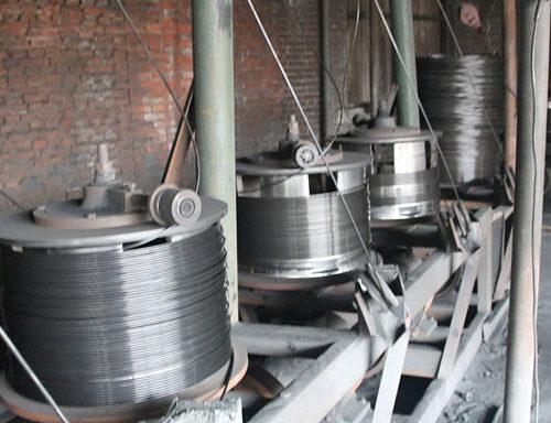 12 - Aceites para Trefilado y Extrusión de Metales